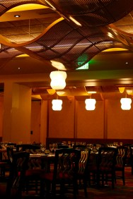 The Wave dining room