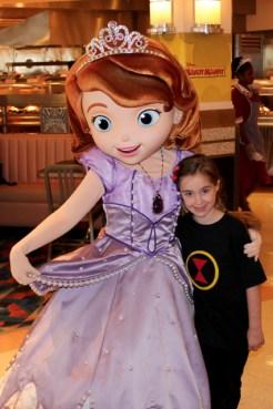 G with Princess Sophia