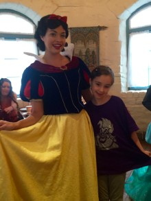 G and Snow White