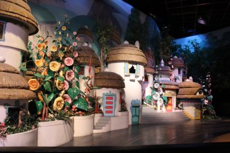 Wizard of Oz scene from The Great Movie Ride
