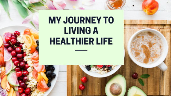 My journey to living a healthier life / Five Plates blog