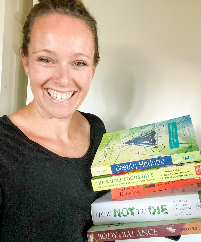 My journey to earning a Holistic Nutritionist Certification with AFPA