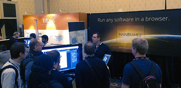Run any software in a browser - Mainframe 2