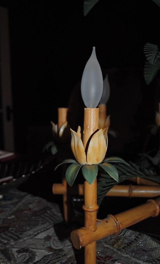 dining room light 2