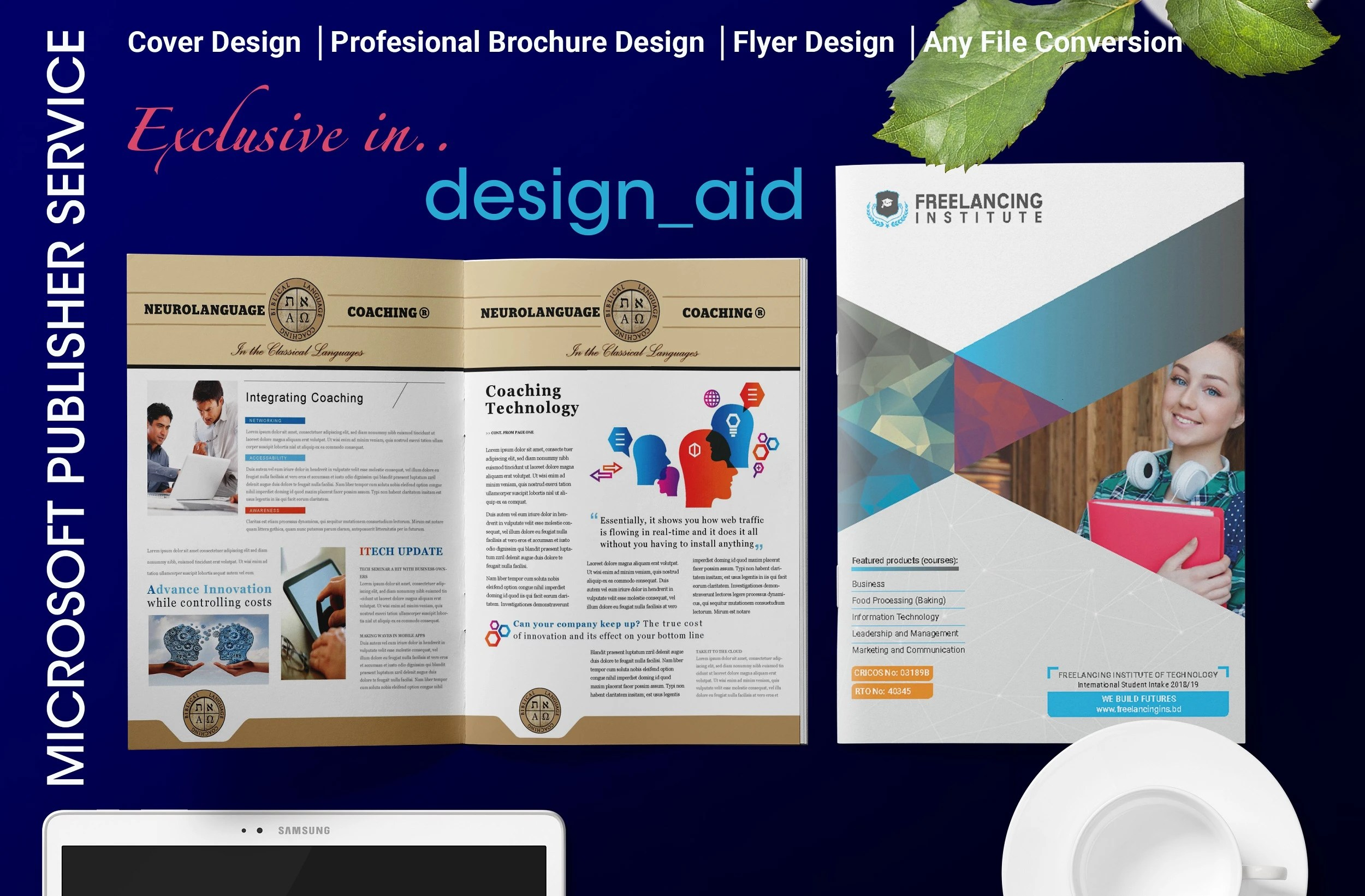 How To Use Microsoft Publisher Make A Banner