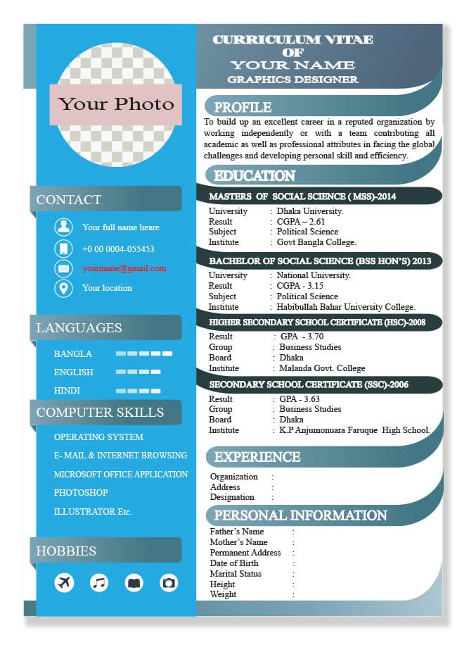 Provide Resume Writing Service Cv Writing Cover Letter Design Resume Writer