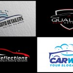 Do Luxury Designs Of Auto Detailing And Car Wash Shop Logo By Aystudios