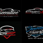 Do Modern Auto Detailing Auto Repair And Car Wash Logo By Grafikzone