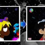 Make A Lil Uzi Vert Vs The World Album Cover For You By Dustindizon