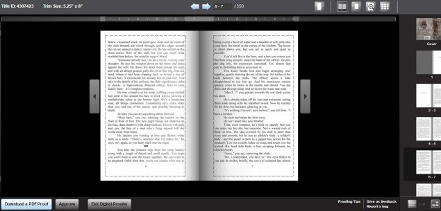 format your book for print on demand