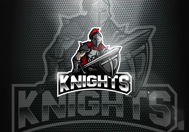 design premium esports logo just 1 days