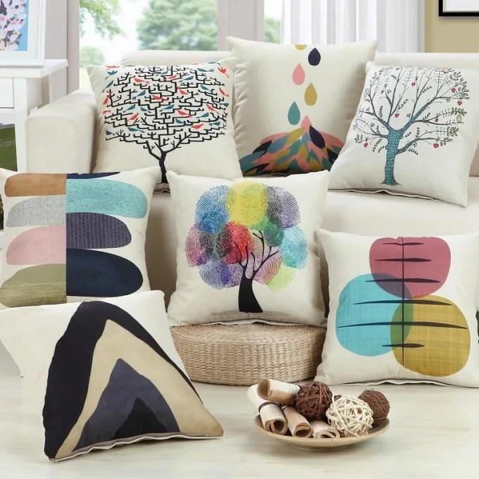 design custom pillows cushion cover floor mat door mat