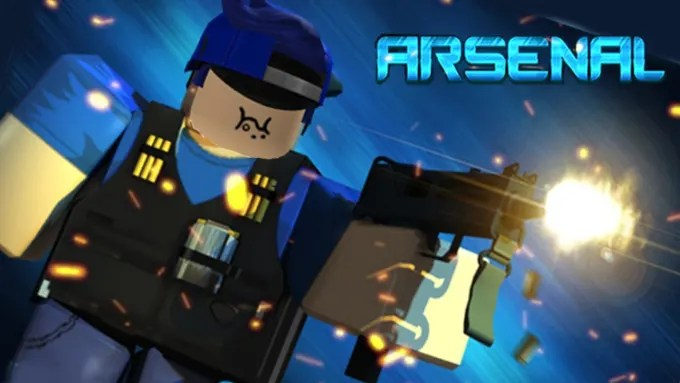 become a pro in roblox arsenal game