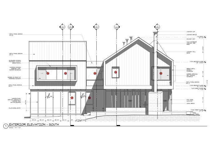 Architectural Floor Plans Elevations And Full Drawings By Mhiz Karen Fiverr