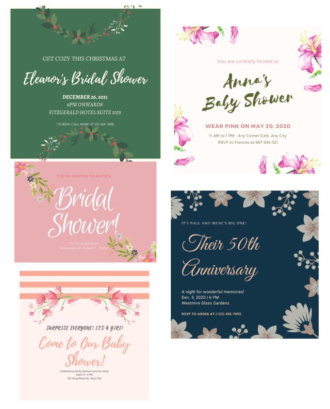 do unique wedding invitation card design
