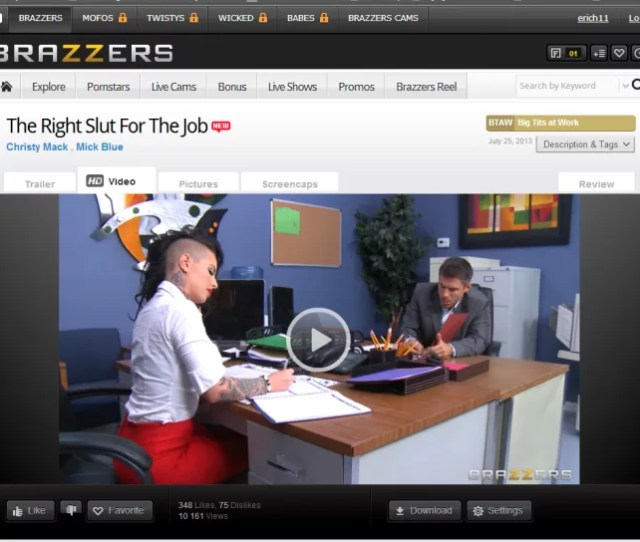 I Will Give You User And Password For Brazzers