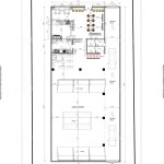 Plan Commercial Kitchen Layout Of Cafe Restaurant In Autocad By Shivirtomar