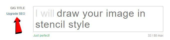 làm thế nào để tối ưu gig của bạn lên trang đầu fiverr 5