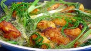 Hanoi Tumeric Fish with Dill – Cha Ca La Vong