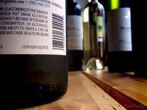 Sulfites in Wine: The Facts
