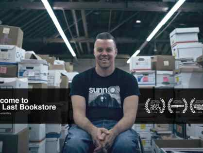 A Short Documentary on Perseverance and the Love of Books