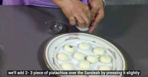 Recipes From Afar Mango Sandesh, Calcutta
