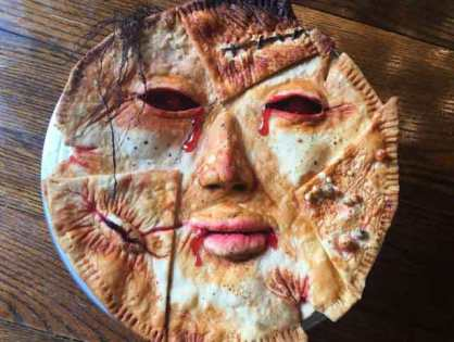 Confectioner Makes 10+ Creepy Desserts, And It Will Take Courage To Cut Into Them