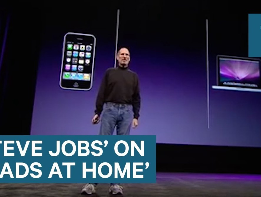 Why Steve Jobs Never Let His Kids Use An iPad