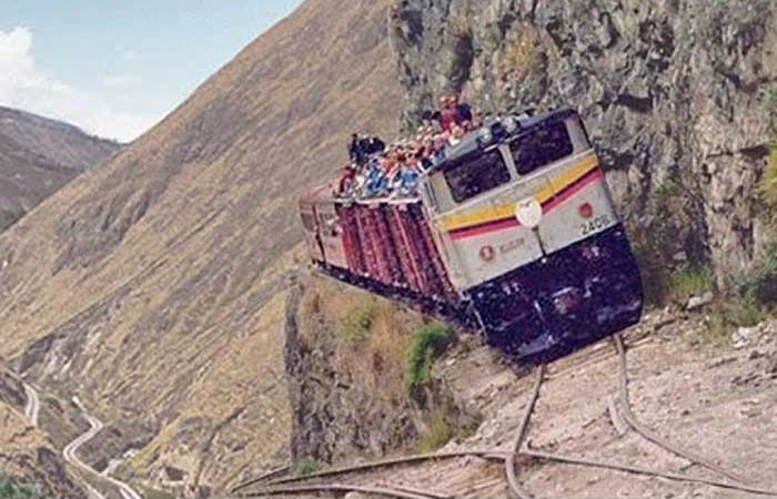 Incredible railway routes around the world