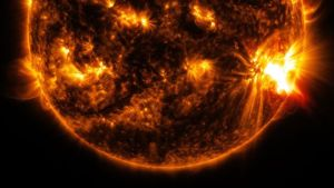 Solar storm: Evidence found of huge eruption from Sun