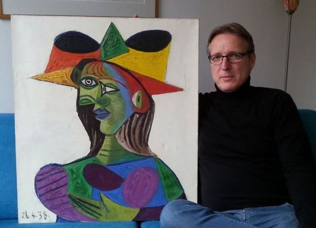 Stolen Picasso portrait of Dora Maar found after 20 years