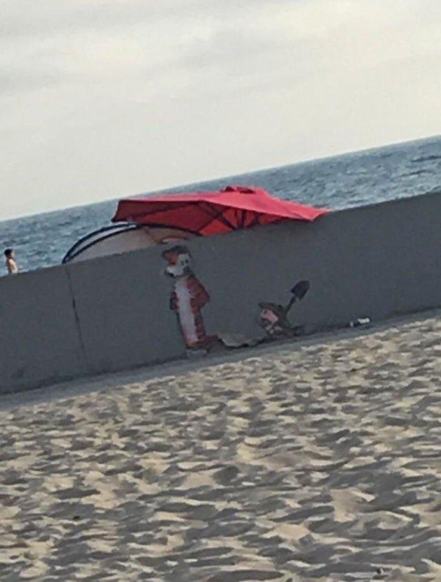 Found This Gem In Venice Beach