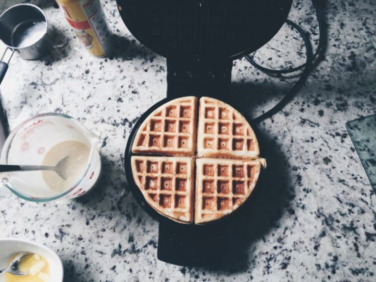 I replaced my oven with a waffle maker, and you should too