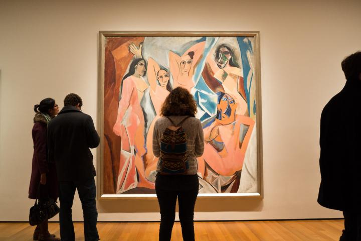 "A Tantalizing, If Flawed Reinterpretation of Picasso's ""Demoiselles d'Avignon"""