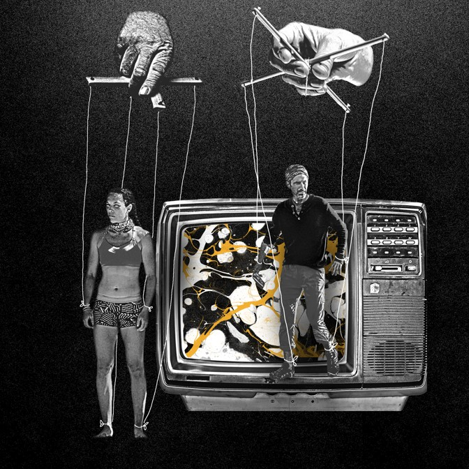 The Paranoid Style in American Entertainment