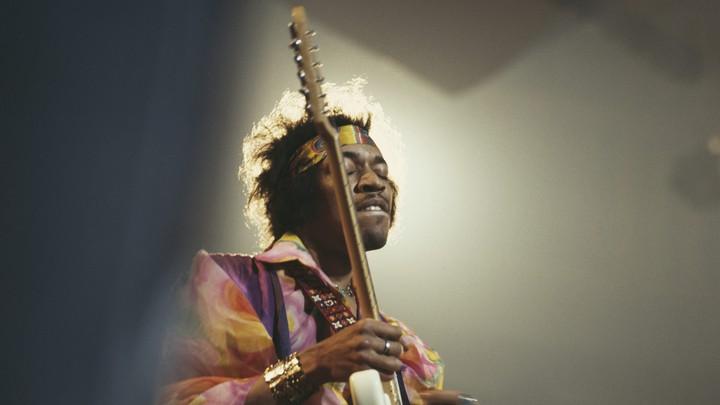 How Jimi Hendrix's London Years Changed Music