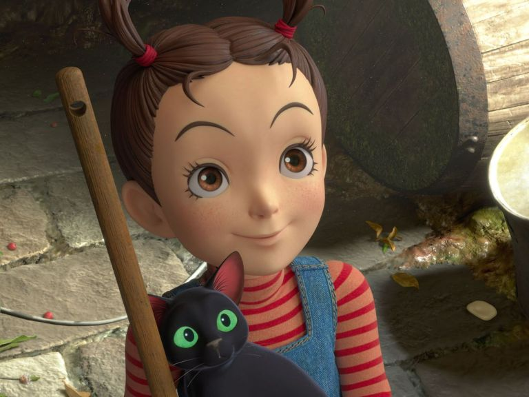 Earwig and the Witch is Studio Ghibli's first 3D animated film. It's disappointingly subpar.