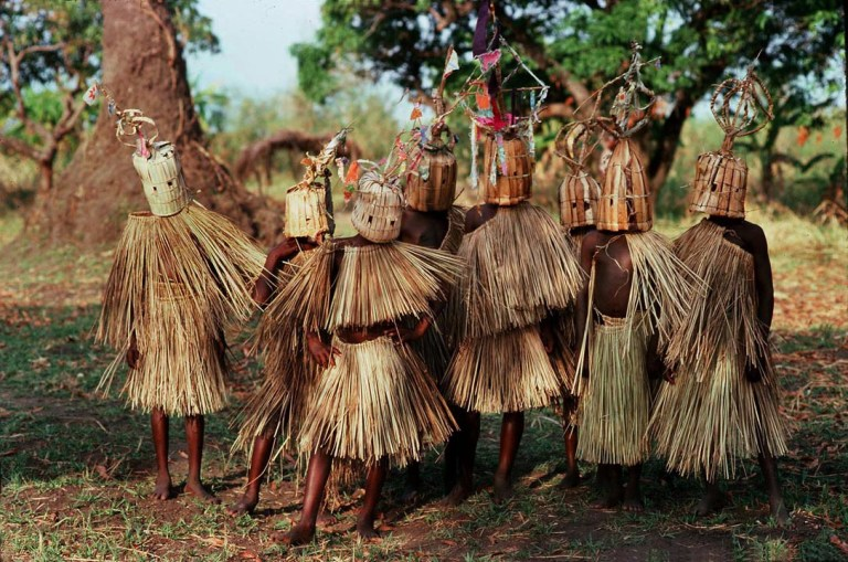 Sam Woolfe : The Psychology of Initiation Rites