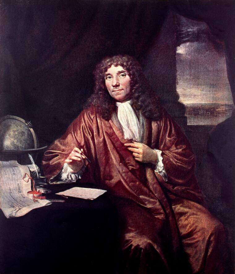 Appreciating van Leeuwenhoek: The Cloth Merchant Who Discovered Microbes