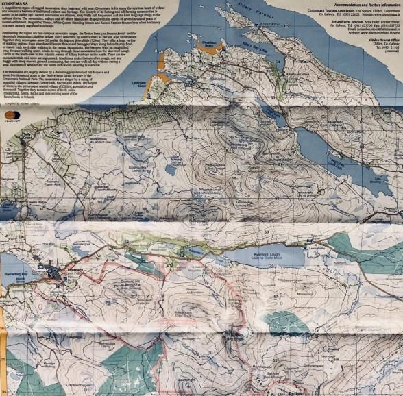 Buckheit map