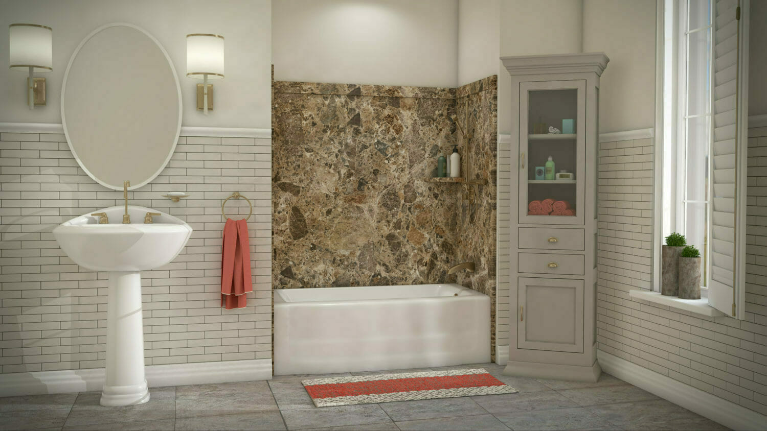 Top 10 Trending Bathroom Ideas You Can Do On A Budget