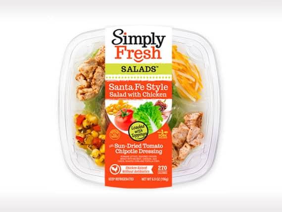 Santa Fe Salad<br>with Chicken
