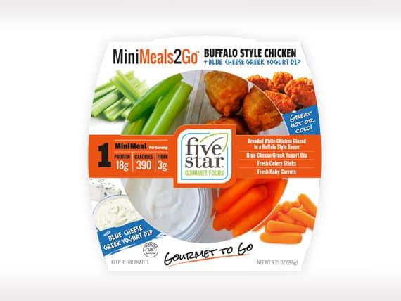 MM2G™ Buffalo<br>Chicken, Blue Cheese