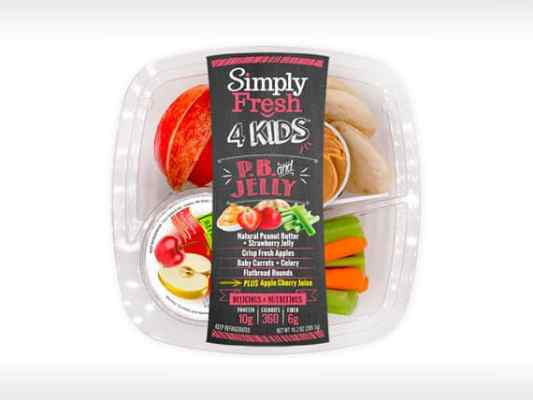 Kid's Meal<br>PB & Jelly