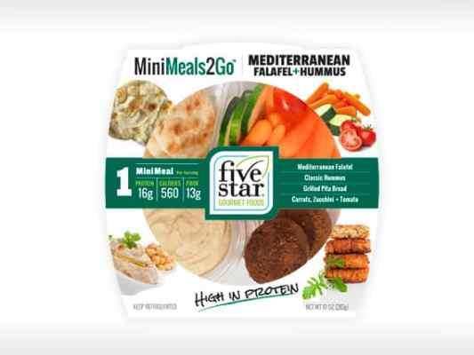 MM2G™ Mediterranean<br>Falafel + Hummus
