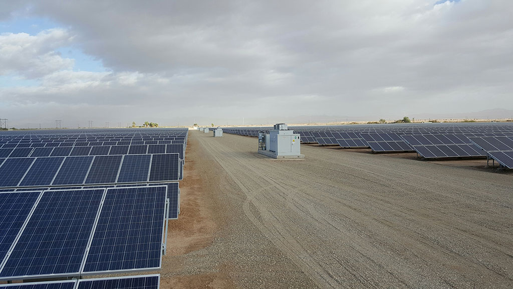 IVSC Photovoltaic Solar Project