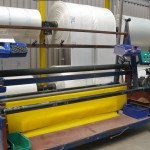 polytunnel polythene xl cutting machine 051007
