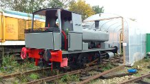 938 customer polytunnel extension legs steam engine renovn t b
