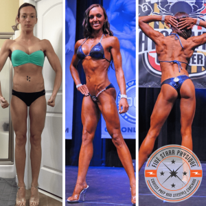 FSP client Alicia before & after