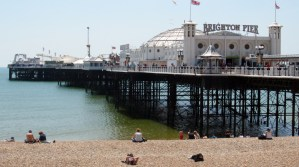 brighton-UK-coast